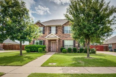 Midlothian Single Family Home For Sale: 1810 Wood Duck Court