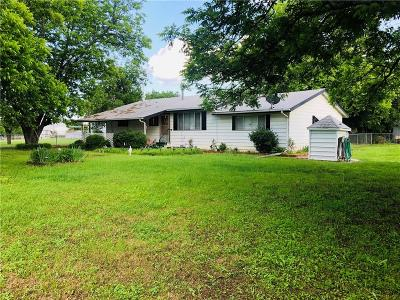 Mineral Wells TX Single Family Home Active Kick Out: $135,000
