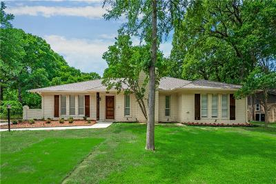 Highland Village TX Single Family Home Active Option Contract: $359,900