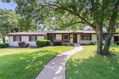 Fort Worth TX Single Family Home Active Option Contract: $485,000