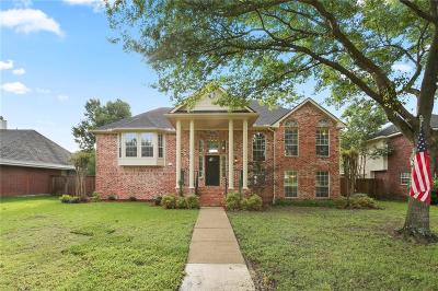 Allen Single Family Home For Sale: 1007 Ridgemont Drive
