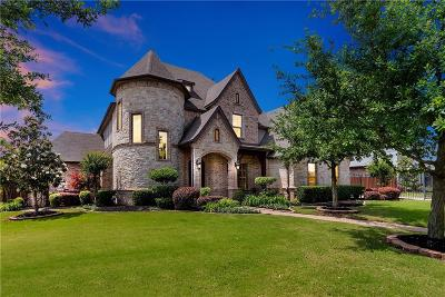 Southlake Single Family Home For Sale: 2201 Camden Circle