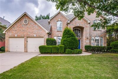 Grapevine Single Family Home Active Option Contract: 4120 Williams Court