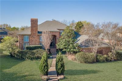 McKinney Single Family Home For Sale: 2609 Clublake Trail
