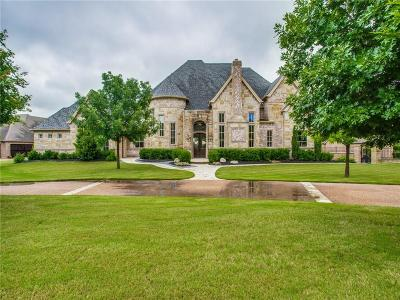 Aledo Single Family Home For Sale: 129 Links Lane