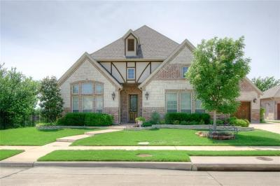 Carrollton Single Family Home Active Option Contract: 4617 Golden Mew Drive