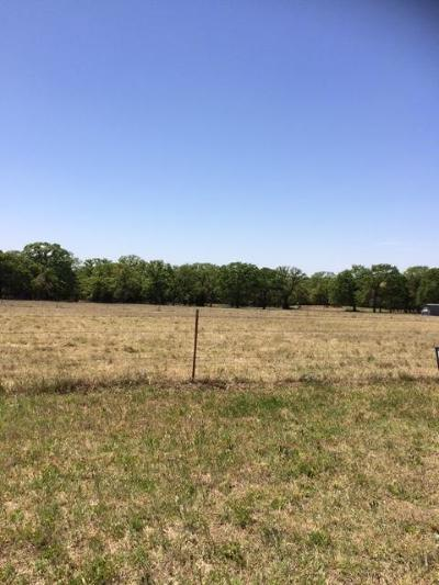 Wise County Residential Lots & Land For Sale: Lot 1r2 County Rd 1591