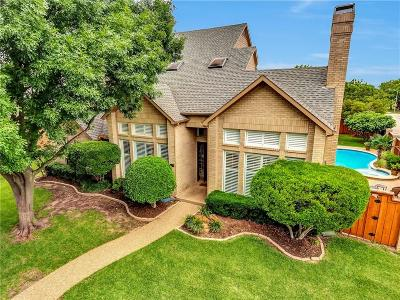Plano Single Family Home Active Option Contract: 5625 Crowndale Drive