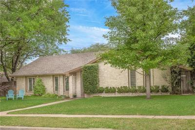Single Family Home Active Option Contract: 6653 Hillwood Lane