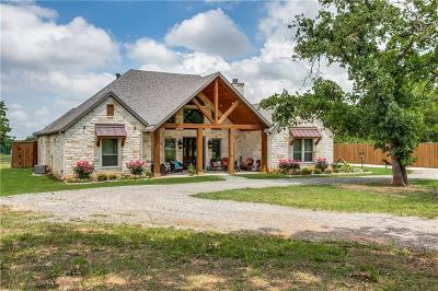 Burleson Single Family Home Active Option Contract: 5565 Hopper Road