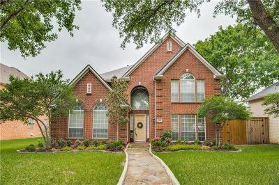 Collin County Single Family Home For Sale: 5916 Pebblestone Lane