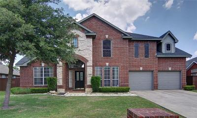 Haltom City Single Family Home For Sale: 4517 Creekside Drive
