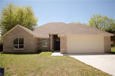 Aledo Single Family Home For Sale: 440 Pecan Drive