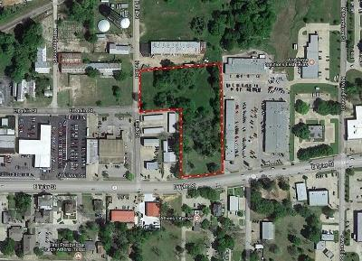 Athens Commercial For Sale: 507 E Tyler Street