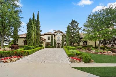 Coppell, Frisco, Lewisville Single Family Home For Sale: 5343 Buena Vista Drive