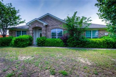 Aledo Single Family Home For Sale: 118 Rolling Spring Drive