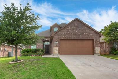 Weatherford Single Family Home For Sale: 2238 Brandy Drive