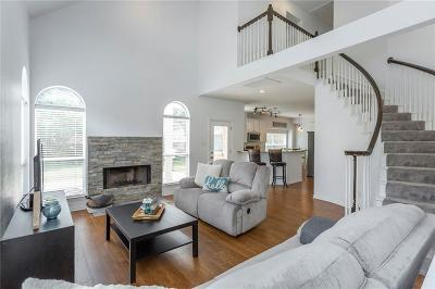 Single Family Home For Sale: 3780 Waterford Drive