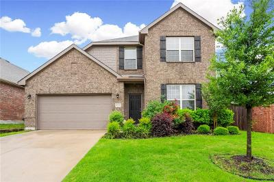 Little Elm Single Family Home For Sale: 1254 Lasso Drive