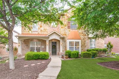 Frisco Single Family Home Active Contingent: 3208 Appleblossom Drive