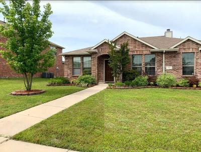Royse City Single Family Home For Sale: 404 Ame Lane