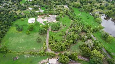 Aledo Single Family Home Active Option Contract: 1791 Lakefront Drive