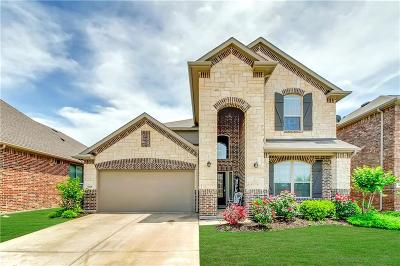 Prosper Single Family Home For Sale: 1708 Woodlawn Trail