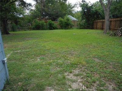 Crandall Residential Lots & Land For Sale: 205 N 2nd Street