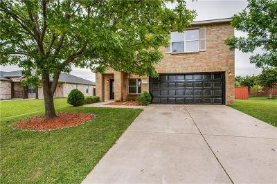 Forney Single Family Home For Sale: 619 Fox Glen Drive