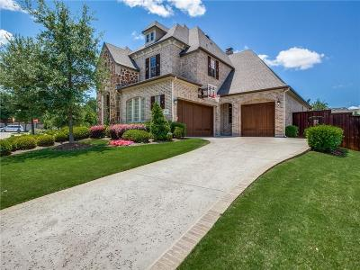 Coppell Single Family Home For Sale: 661 Knights Way