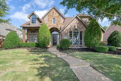 Carrollton Single Family Home For Sale: 4261 Hunt Drive