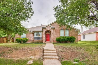 Lewisville Residential Lease For Lease: 1300 Prairie Drive