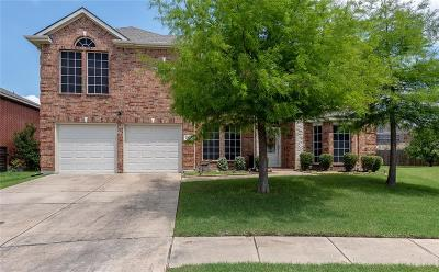 Forney Single Family Home For Sale: 2017 Bishop Drive