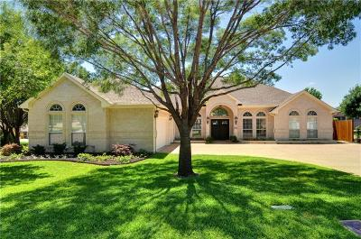 Fort Worth Single Family Home For Sale: 6936 Vista Ridge Court