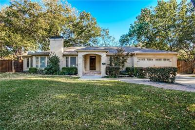 Single Family Home For Sale: 9822 Galway Drive