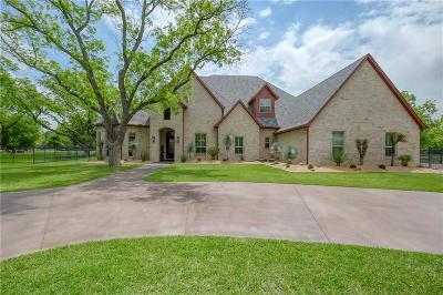 Fort Worth Single Family Home For Sale: 6061 Paper Shell Way