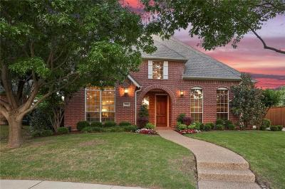 Frisco Single Family Home Active Option Contract: 9832 Santa Fe Trail