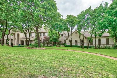 Keller Single Family Home For Sale: 1928 Stonecastle Drive