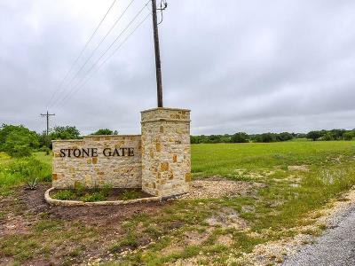 Stephenville Residential Lots & Land For Sale: Lot 4 Stone Gate Drive