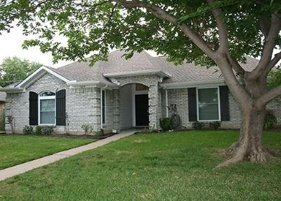 Lewisville Residential Lease For Lease: 1614 Crosshaven Drive