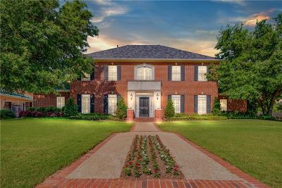 Fort Worth Single Family Home For Sale: 6453 Elm Crest Court