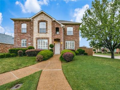 Lewisville Single Family Home Active Option Contract: 811 Pebble Ridge Drive