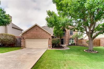 Flower Mound Single Family Home Active Option Contract: 2405 Harvard Drive