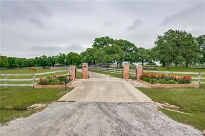 Argyle Single Family Home Active Option Contract: 107 Pecan Acres Lane