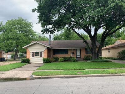 Dallas Single Family Home For Sale: 2409 Materhorn