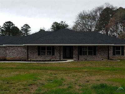 Longview Single Family Home For Sale: 42 Circle
