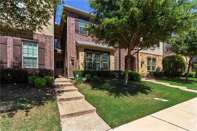 Irving Townhouse For Sale: 8607 Augustine Road