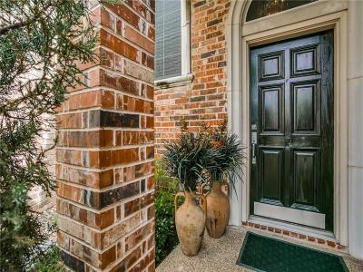 Dallas County Single Family Home Active Option Contract: 8783 Halstead Court