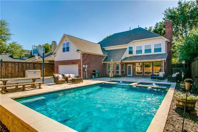 Coppell Single Family Home For Sale: 140 Beaver Run Drive