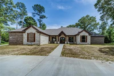 Lindale Single Family Home For Sale: 22571 Lake Jackson Road